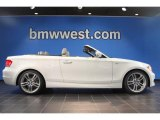 2011 BMW 1 Series 135i Convertible