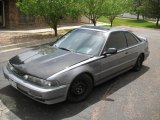1990 Acura Integra GS Coupe Data, Info and Specs