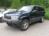 2002 Patriot Blue Pearlcoat Jeep Grand Cherokee Laredo 4x4 #30770269