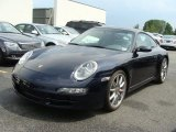 2007 Midnight Blue Metallic Porsche 911 Carrera S Coupe #30769748