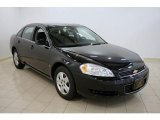 2006 Black Chevrolet Impala LS #30770281