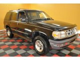 1997 Black Ford Explorer XLT 4x4 #30770185
