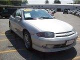 2003 Ultra Silver Metallic Chevrolet Cavalier LS Sport Coupe #30770188