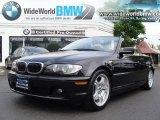 2004 Black Sapphire Metallic BMW 3 Series 330i Convertible #30769802
