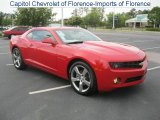 2010 Victory Red Chevrolet Camaro LT/RS Coupe #30770330