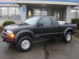 1998 Chevrolet S10 LS Regular Cab 4x4 Data, Info and Specs