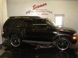 2004 Black Chevrolet Tahoe Z71 4x4 #3066761