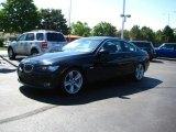 2007 Jet Black BMW 3 Series 335i Coupe #30769858