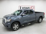 2008 Slate Gray Metallic Toyota Tundra Limited Double Cab 4x4 #30816080