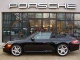 2007 Black Porsche 911 Carrera Cabriolet #30816972
