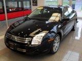 2008 Black Ebony Ford Fusion SE #30816694