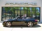 2007 Black Porsche 911 Carrera 4S Cabriolet #30816977