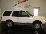 2001 Oxford White Ford Explorer Sport 4x4 #3066767