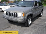 1998 Light Driftwood Satin Glow Jeep Grand Cherokee Laredo 4x4 #30816109