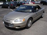 2002 Light Almond Pearl Metallic Chrysler Sebring LX Convertible #30816115