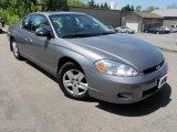 2006 Dark Silver Metallic Chevrolet Monte Carlo LS #30817011