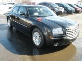 2008 Brilliant Black Crystal Pearl Chrysler 300 Touring #30817016