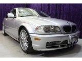 2003 Titanium Silver Metallic BMW 3 Series 330i Coupe #30816416