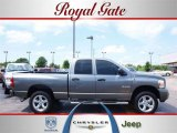 2008 Mineral Gray Metallic Dodge Ram 1500 Sport Quad Cab 4x4 #30816171