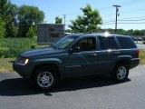 2002 Onyx Green Pearlcoat Jeep Grand Cherokee Laredo 4x4 #30816473
