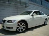2007 Alpine White BMW 3 Series 328xi Coupe #30816187