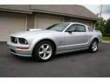 2007 Satin Silver Metallic Ford Mustang GT Premium Coupe #30816487