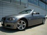 2007 Sparkling Graphite Metallic BMW 3 Series 328i Convertible #30816189