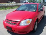 2007 Victory Red Chevrolet Cobalt LS Coupe #30816216