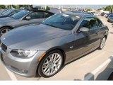 2008 Space Grey Metallic BMW 3 Series 328i Convertible #30816559