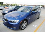 2007 Montego Blue Metallic BMW 3 Series 328i Coupe #30816567