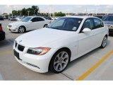 2008 Alpine White BMW 3 Series 335i Sedan #30816570