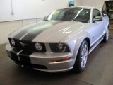 2006 Satin Silver Metallic Ford Mustang GT Premium Coupe #30816878