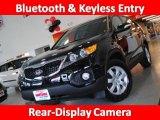 2011 Ebony Black Kia Sorento LX #30816302
