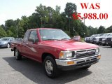 1993 Toyota Pickup Deluxe Extended Cab