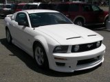 2007 Performance White Ford Mustang GT Premium Coupe #30816339