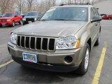2006 Light Khaki Metallic Jeep Grand Cherokee Laredo 4x4 #30816921