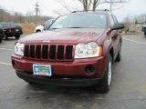2006 Red Rock Crystal Pearl Jeep Grand Cherokee Laredo 4x4 #30816923