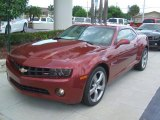 2010 Red Jewel Tintcoat Chevrolet Camaro LT/RS Coupe #30894275