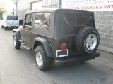 2006 Black Jeep Wrangler Unlimited 4x4 #30816619
