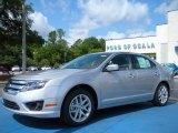 2010 Brilliant Silver Metallic Ford Fusion SEL V6 #30894294