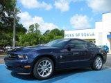 2011 Kona Blue Metallic Ford Mustang V6 Premium Coupe #30894300