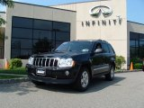 2006 Black Jeep Grand Cherokee Limited 4x4 #30894575