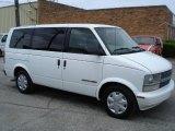 2000 Ivory White Chevrolet Astro LS AWD Passenger Van #30894646