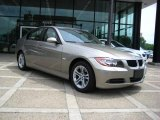 2008 Platinum Bronze Metallic BMW 3 Series 328xi Sedan #30894384