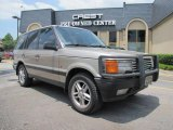 1999 Land Rover Range Rover White Gold Metallic