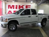 2006 Bright White Dodge Ram 1500 SLT Quad Cab 4x4 #30894452