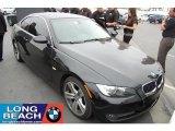 2007 Black Sapphire Metallic BMW 3 Series 335i Coupe #30894490