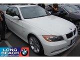 2007 Alpine White BMW 3 Series 335i Sedan #30894492