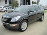 2010 Carbon Black Metallic Buick Enclave CX #30935958