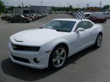 2010 Summit White Chevrolet Camaro SS/RS Coupe #30894957